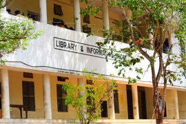 Library & Information Block